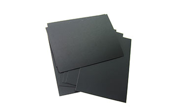 Thick Laminated black board